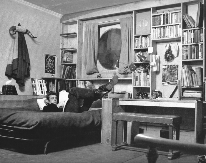 JAMES DEAN APARTMENT