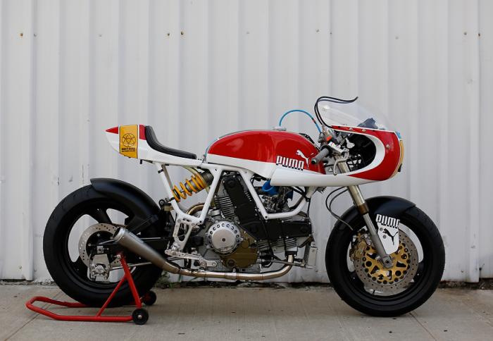 puma motorcycle walt siegl
