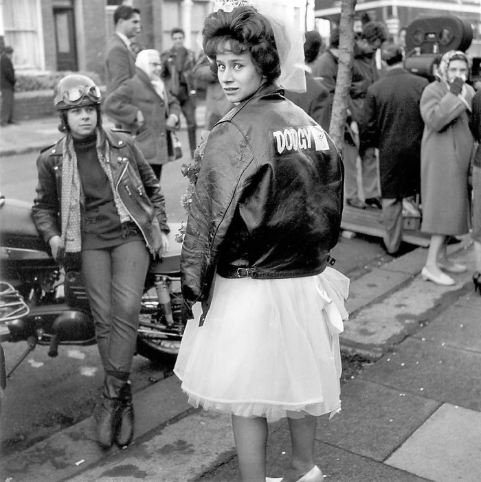 Rita Tushingham the leather boys 1964