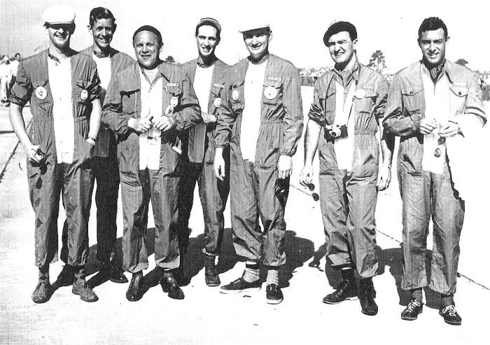 sebring 1957 team 0032