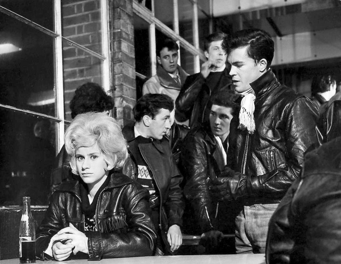 THE LEATHER BOYS MOVIE FILM 1964