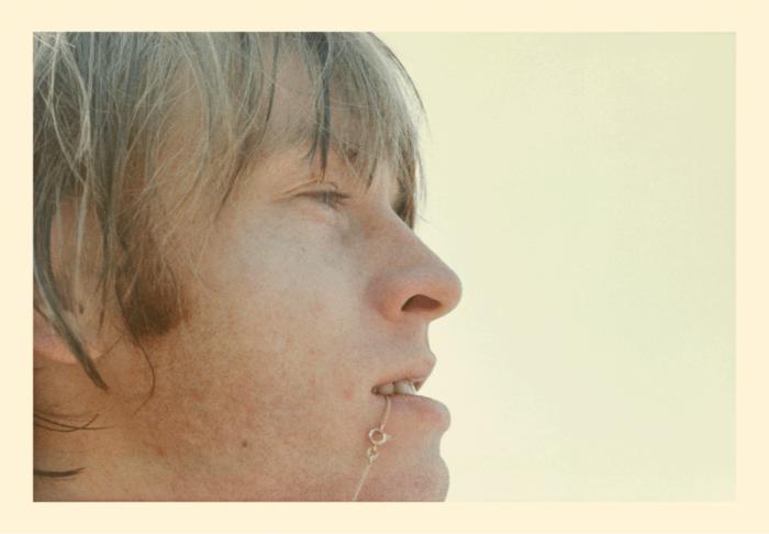 Brian Jones Rolling Stones chain 1965