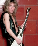 randy rhoads jackson v guitar