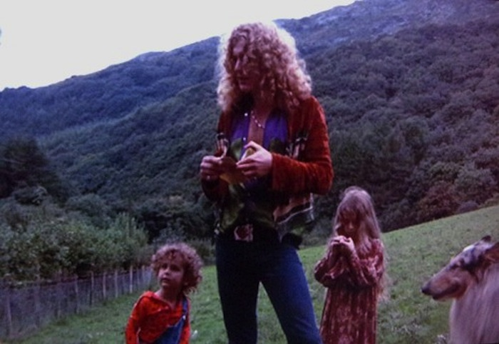 robert plant children strider merle dog