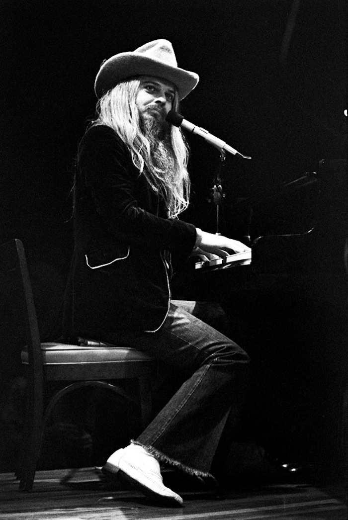 Leon Russell Tour Bus