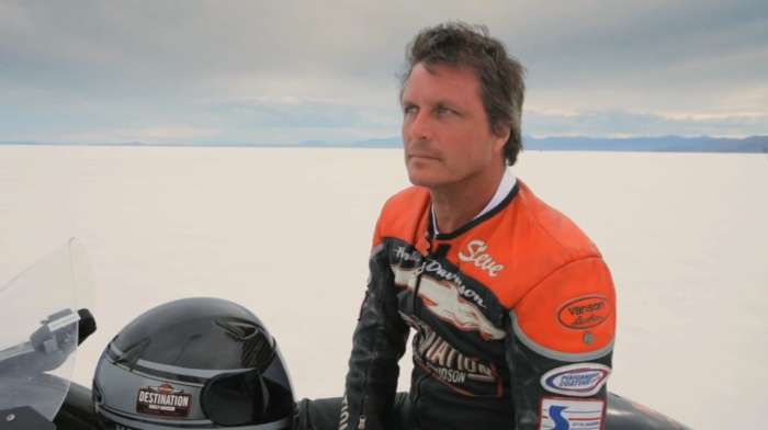 Steve Huff Harley Speed Freak Todd Blubaugh