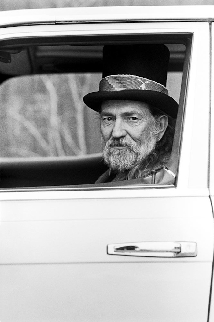 Willie Nelson 1983 Scott Newton photography