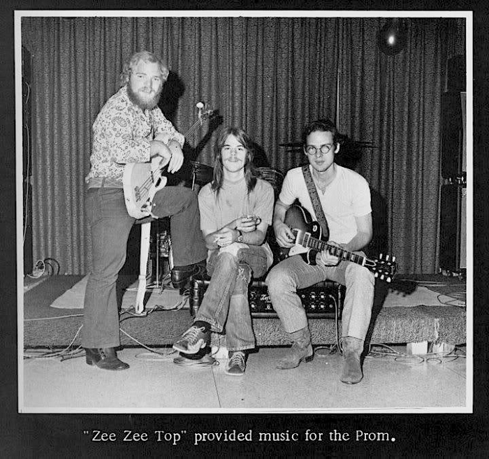 Young ZZ Top Prom