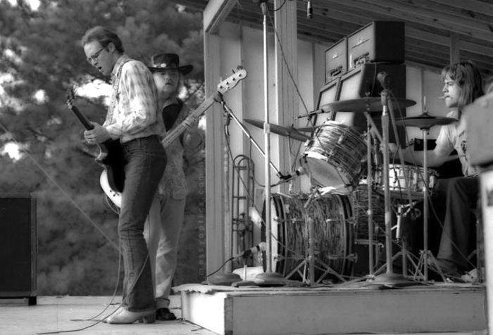 ZZ Top 1971 Atlanta