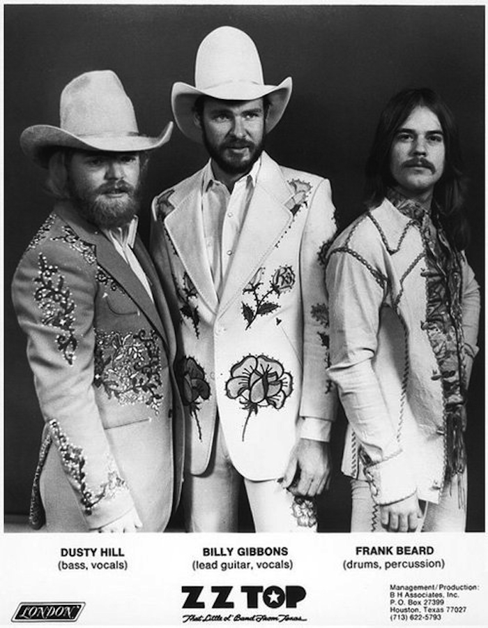 zz top nudie suits