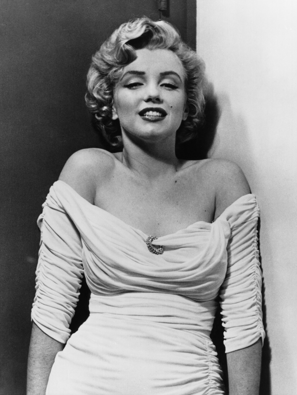 Marilyn Monroe Living Room Decor: MARILYN MONROE, THE TALK OF HOLLYWOOD