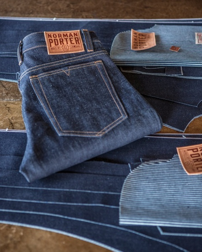 Norman Porter DENIM JEANS PHILADELPHIA