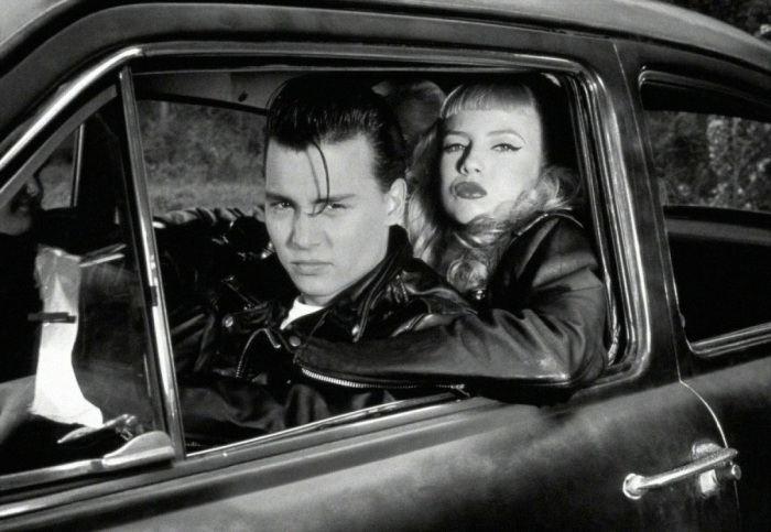 TRACI LORDS JOHNNY DEPP JOHN WATERS CRY BABY STILL