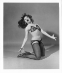 patti waggin burlesque stripper photo
