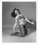 patti waggin burlesque stripper photo