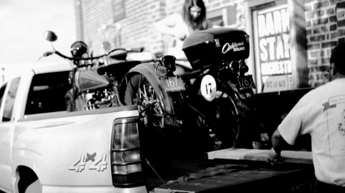 brooklyn bowl split'n lanes dodgin' gutters motorcycle show