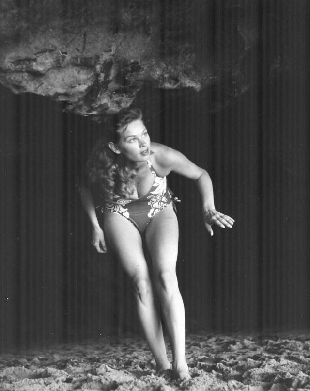 irish mccalla bikini swimsuit pinup