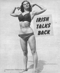 Sir  Vol. 7  No. 2  November, 1951  Irish  McCalla