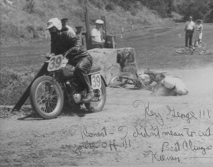 1957 catalina gp Keenan Wynn