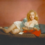betty brosmer color