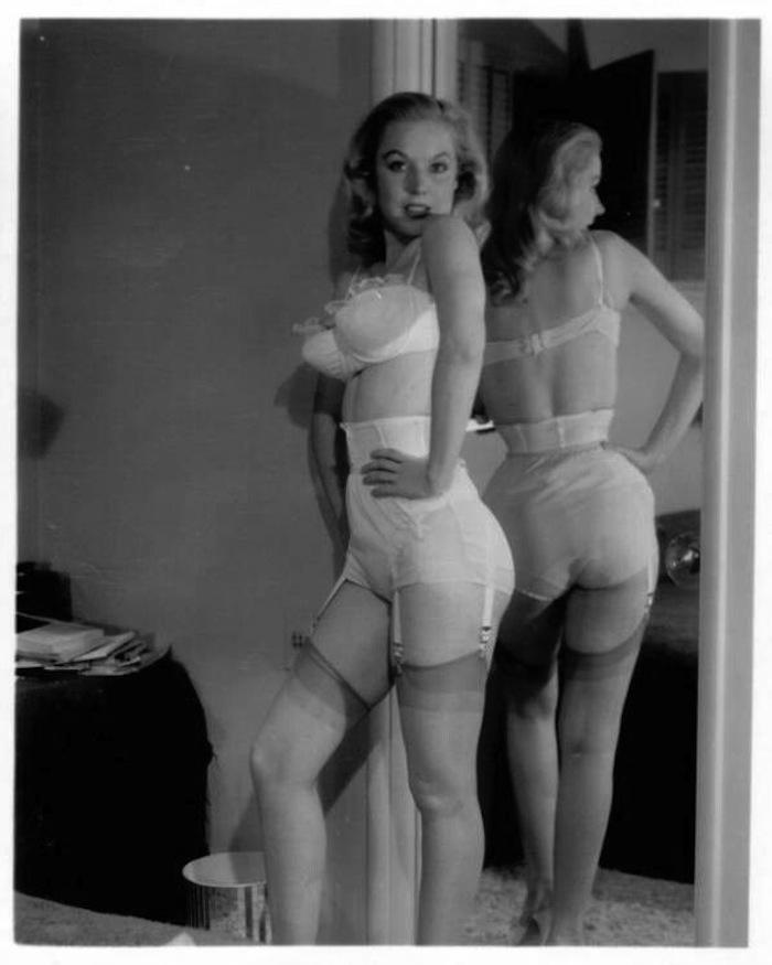 betty brosmer lingerie