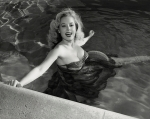 betty brosmer swimming pool
