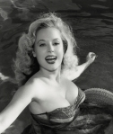 betty brosmer swimming