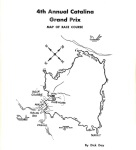 Catalina Grand Prix race course map