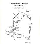 Catalina Grand Prix race course map