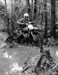 John Penton aboard a Husqvarna_1969_Action Sports Photo