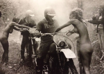 penton motorcycle enduro naked women wash