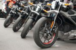 TSY THE SELVEDGE YARD HARLEY-DAVIDSON LIVE WIRE MOTORCYCLES ELECTRIC NYC