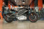 TSY THE SELVEDGE YARD HARLEY-DAVIDSON LIVE WIRE ELECTRIC MOTORCYCLE LAUNCG NYC