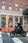 TSY THE SELVEDGE YARD HARLEY-DAVIDSON LIVE WIRE ELECTRIC MOTORCYCLE RIDE NYC