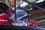 TSY THE SELVEDGE YARD HARLEY-DAVIDSON LIVE WIRE MOTORCYCLE ELECTRIC NYC LAUNCH