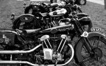 CANADIAN VINTAGE MOTORCYCLE GROUP NATIONAL RALLY, PARIS, ONTARIO Allan Glanfield TSY 8