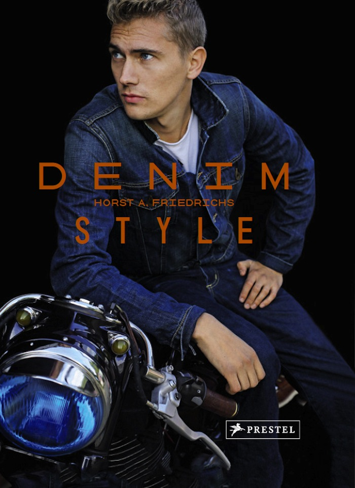 horst friedrichs denim style book cover