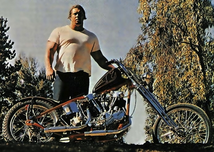 armand bletcher easyriders magazine harley chopper
