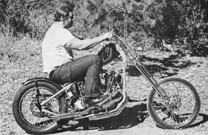 armond bletcher chopper harley easyriders