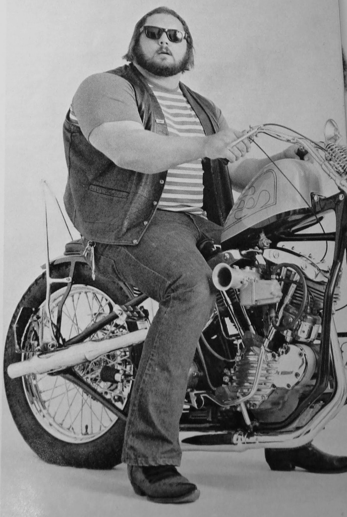 ARMOND BLETCHER EASY RIDER