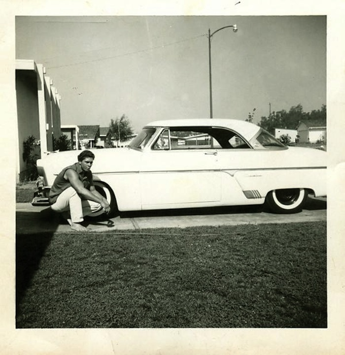 young Armond Bletcher car 1963