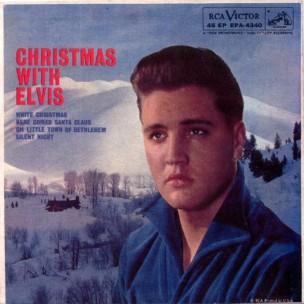 elvis-presley-white-christmas-rca-victor
