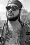 pulsating paula 1970s 1980s biker noose tattoo