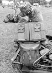 pulsating paula 1970s 1980s harley biker puppy dog