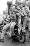 pulsating paula 1970s 1980s harley bikers new jersey