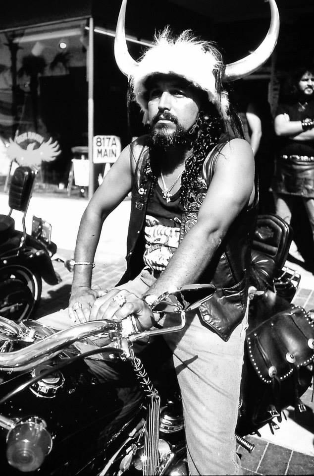 pulsating paula 1970s 1980s harley viking biker