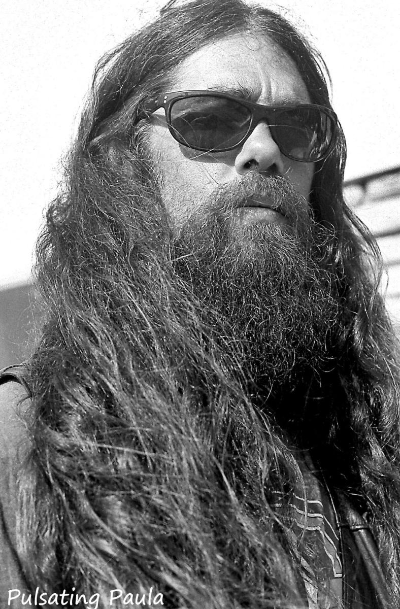 pulsating paula bearded biker 1970s 1980s copy