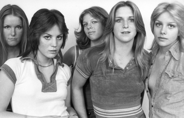 runaways joan jett lita ford cherie currie1976