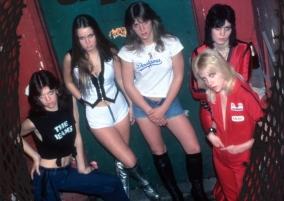 runaways-sexy band photo