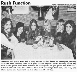 rush the runaways